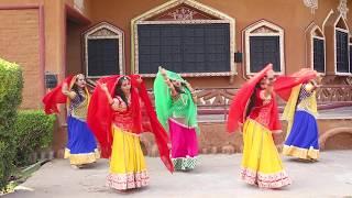 Ghoomar Song | Cover Choreography By Punit Parmar | Shreya Ghoshal | Swaroop Khan |