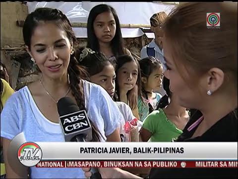 Dating sexy star na si Patricia Javier, nasaan na ngayon?