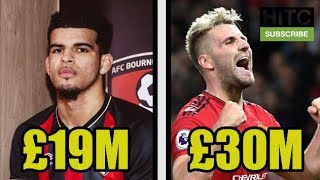 One English Player Each Premier League Club Overspent On