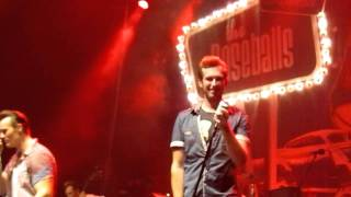 The Baseballs - Hot´n Cold - 29.10.2011 Helmut-List-Halle Graz