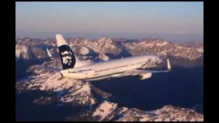 Alaska/Horizon Airline tribute