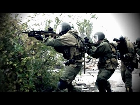 Spetsnaz MVD-FSB combat operations in Caucasus (18+)