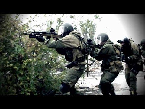 Спец операции на Кавказе /// Spetsnaz MVD-FSB Combat Operations In Caucasus (18+)