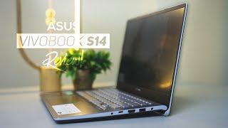 ASUS Vivobook S14 Review 2019! - A Great Premium Laptop!