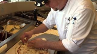 California Pizza Kitchen: BBQ Chicken Pizza