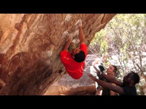 Hueco Summer Camp 2012 with Obe Carrion