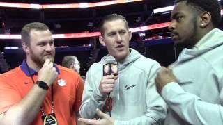 TigerNet.com - Shadell Bell interviews the Mac Lains