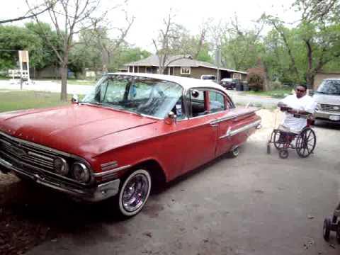 1961 Chevy Impala Lowrider 1960 Chevy Impala Lowrider