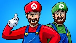 Gmod Prop Hunt Funny Moments - SUPER STEREOTYPE BROS - Garry