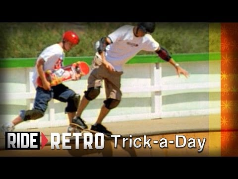 How-To Skateboarding: Pivot with Tony Hawk & Colin McKay