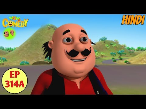 Motu Patlu | Cartoon in Hindi | 3D Animated Cartoon Series for Kids | Crying Machine thumbnail