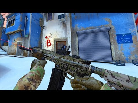 Cs go fast bunny hop counter strike global offensive мультиплеер