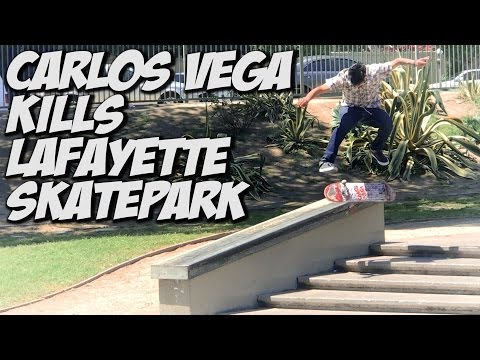 SKATING WITH CARLOS VEGA & MUCH MORE !!! - A DAY WITH NKA -