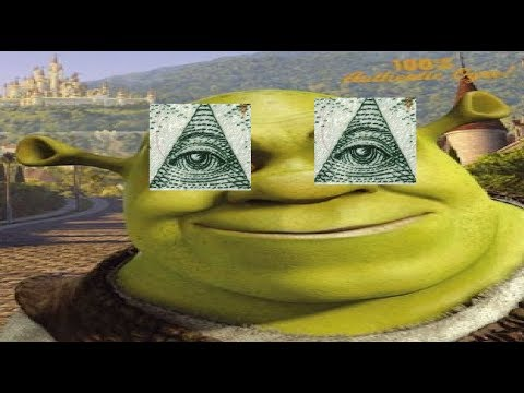 Shrek Sighting 2014 100 Real Footage Youtube