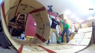 CRAZY INDOOR RC LOOP!!