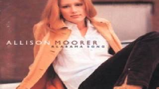 Watch Allison Moorer The One That Got Away video