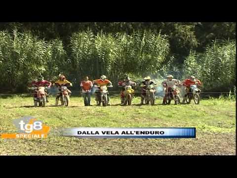 Speciale TG 8 Sport - Dalla Vela all'enduro