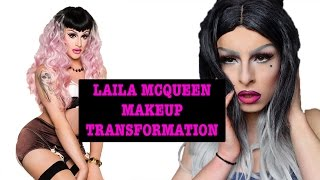 Laila McQueen Boy to Girl Transformation | RuPaul