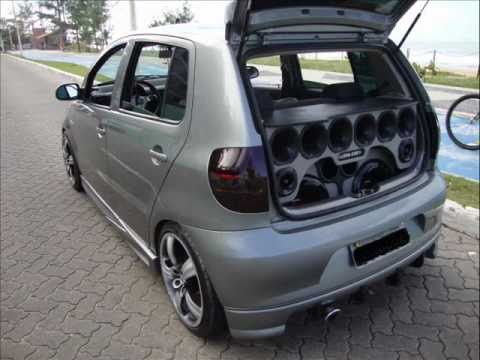 volkswagen fox tuning aro 17 rebaixado youtube. Black Bedroom Furniture Sets. Home Design Ideas