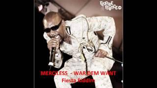 Merciless - War Dem Want