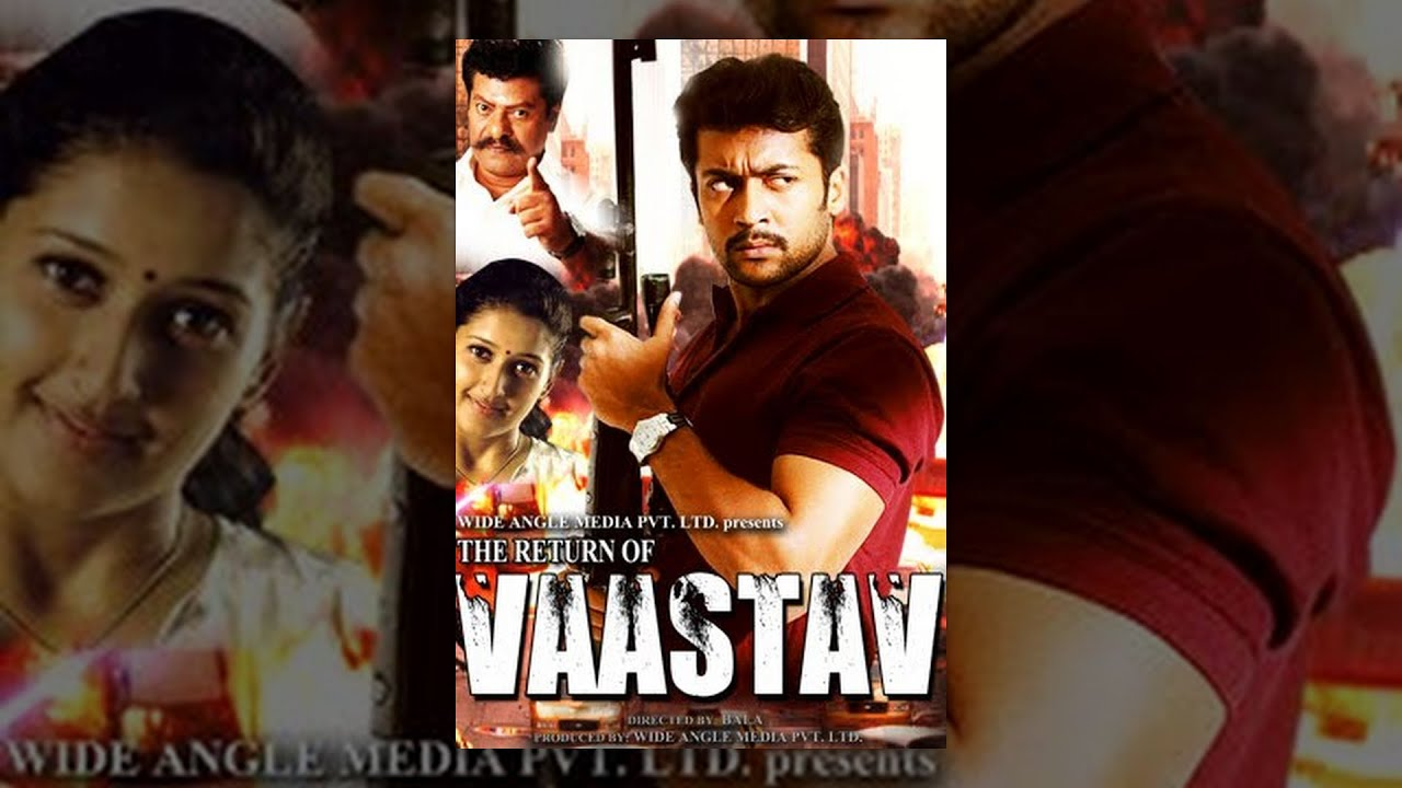 Return of Vaastav | Full HD Hindi Movie Online | Surya | Raj Kiran ...