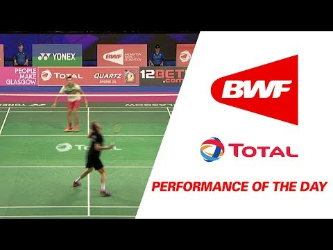 Performance Of Day Badminton Day 1 Total Bwf World Championships