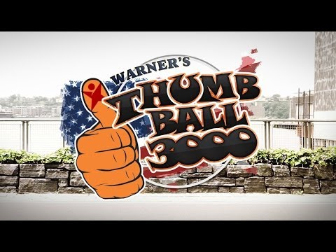 Warner's Thumbball 3000 Trailer - Team Betsafe