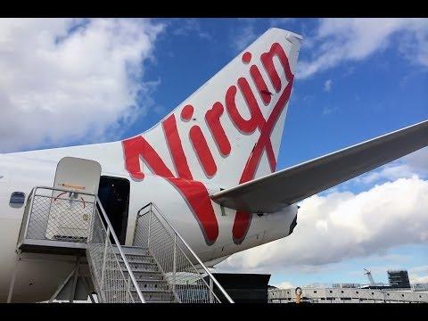 Virgin Australia | 737-800 | MEL-SYD | Economy