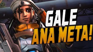 download musica GALE DOMINATING AS NEW ANA 40 ELIMS OVERWATCH SEASON 10 TOP 500