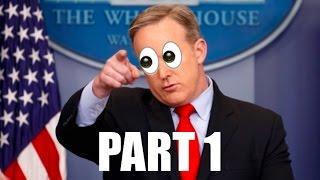 Sean Spicer Best Moments - Compilation