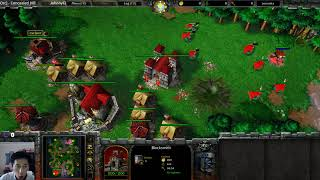 JohnnyCage (HU) vs Bizzare (ORC) - WarCraft 3 - Recommended by Viewers -  WC2375