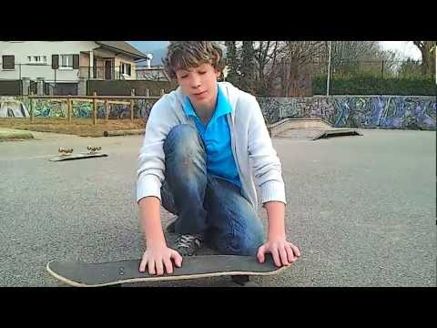 Tutoriel pour apprendre a skater-3 (le ollie)