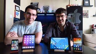 iOS или Android? Выбор блогеров. Часть вторая / Арстайл /