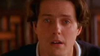 The movie of Hugh Grant - Nine Months