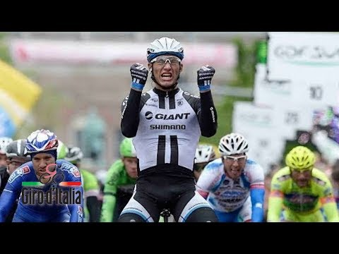 Giro d'Italia 2014 Tappa 2 / Stage 2 Official Highlights