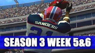 "THAT BILLS ""D"" - ESPN NFL 2K5 BILLS FRANCHISE (S3W5&6)"