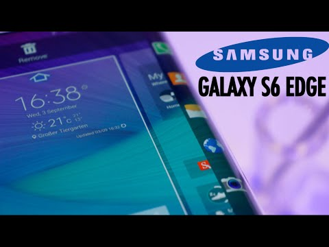 NEW Samsung Galaxy S6 EDGE Android 5.0.2 Lollipop & Exynos 7420 CONFIRMED!
