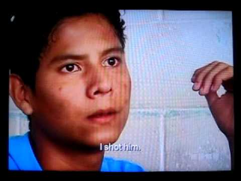 MS13 GANG AND 18TH ST GANG IN EL SALVADOR PART 1 OF 7