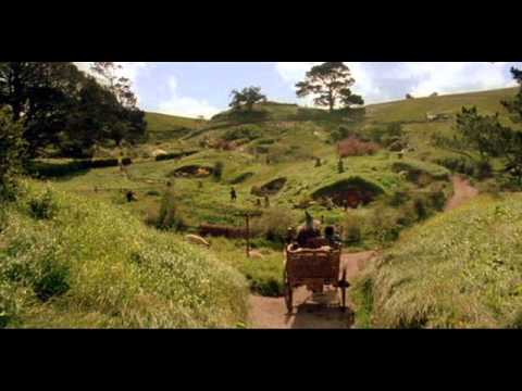 The Lord of the Rings - The Shire/The Hobbit