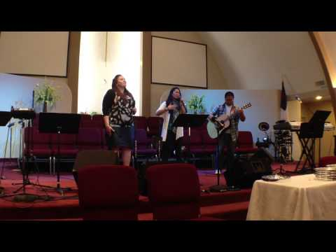 Rachael Lampa - When I Look Into Your Holiness