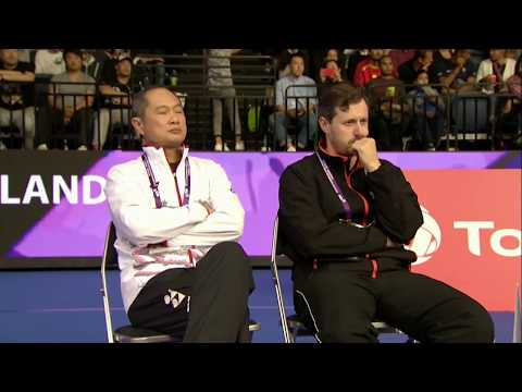 Total Bwf World Championships 2017 Badminton Day 1 M10 Ms