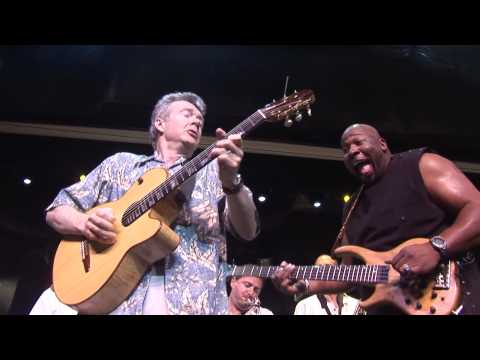 Wayman Tisdale set to Crying for Me(Wayman's Song)-Toby Keith
