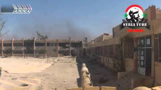 СИРИЯ ДУЭЛЬ ТЕРРОРИСТА ССА С РПГ  7 И ТАНКА Т 72   SYRIA DUEL TERRORIST FSA RPG  7 AND T 72 tanks