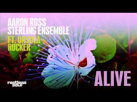 Aaron Ross&Sterling Ensemble ft Ursula Rucker (Straight Up Mix)