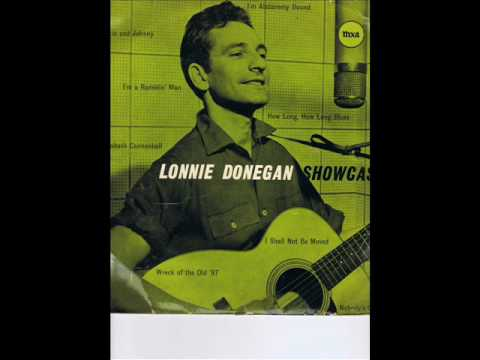 Lonnie Donegan - How Long Blues