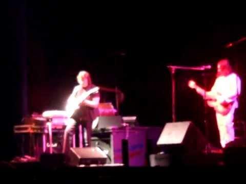 Steve Hackett and TMB Zurich 29/01/2012