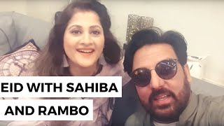 Eid Mubarak | Sahiba | Jan rambo | Lifestyle with Sahiba |