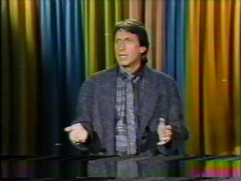 David Brenner hosts The Tonight Show Part 4