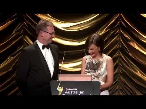 QANTAS Australian Tourism Awards Highlights 2014