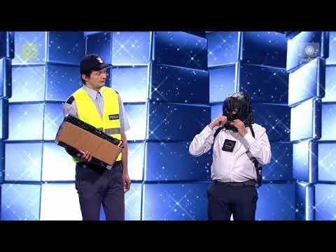 Kabaret Na żywo 4: Narodowa Komisja Ds. Komisji - Kabaret Rewers- Nowy Sprzęt Policji